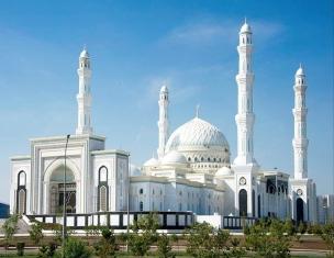 8) Hazrat Sultan Mosque, Astana, Kazakhstan