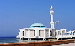Masjid-Ar-Rahmah-diLaut-Merah