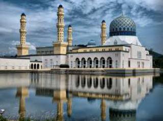 Masjid-Kota-Kinbabalu